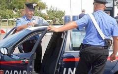 A Prato sono intervenuti i carabinieri