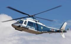 Le ricerche condotte anche con l'utilizzo di elicotteri