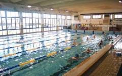 La piscina comunale di Pisa