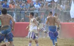 Calcio storico fiorentino, attesa per le sanzioni disciplinari
