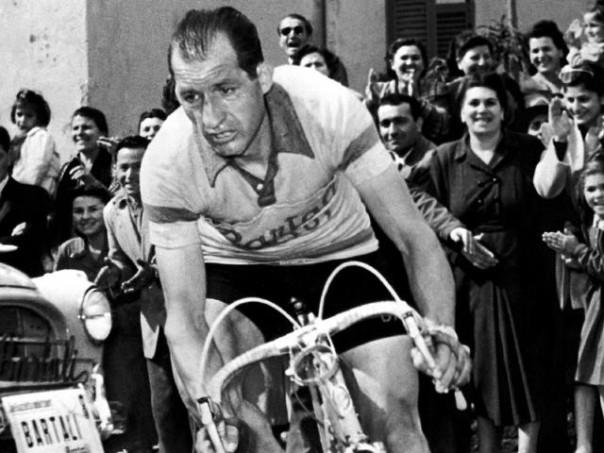 Gino Bartali, campione di ciclismo e di umanità