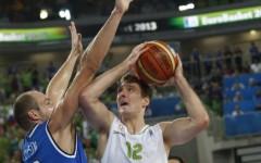 Italia sconfitta dalla Slovenia