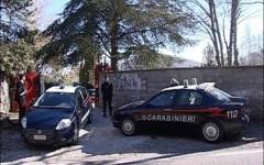 La villa teatro della rapina in Versilia