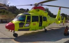 Arezzo, precipita da sei metri con il deltaplano: ferito e contuso ma salvo