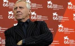 Peter Greenaway al Lucca Film Festival 2013