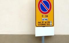 Mondiali di ciclismo, divieto di sosta anticipato