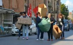 Ambulanti e bancarelle sgomberati da piazza dei Miracoli