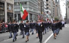 Polizia di Stato: con il Tricolore al Columbus Day