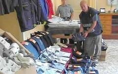 Contraffazione made in China