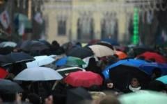 Forti piogge tra oggi e domani in Toscana
