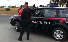Furti: bottino pronto per portarlo in Romania, 4 denunciati