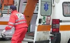 I soccorsi hanno salvato un uomo punto dai calabroni