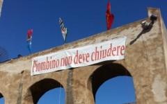 Lucchini, continua il presidio alla Fortezza di Piombino