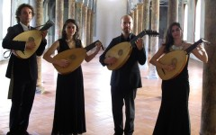 il Quartetto di liuti Francesco da Milano