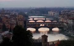 Occorre poter fermare l'Arno a monte di Firenze