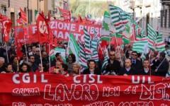 Sciopero contro la legge di stabilità, la Toscana si ferma