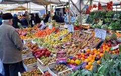 Coldiretti, l'inflazione crolla perché si riduce la spesa alimentare