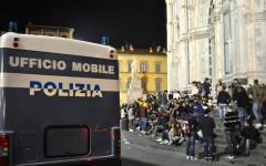 Notte di Halloween 2013: piazza S.Croce