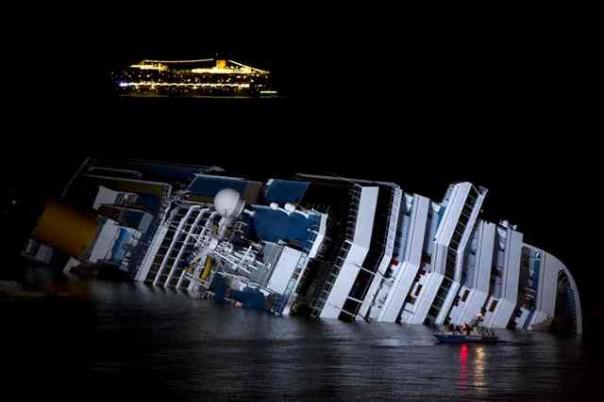 Fuga dalla Concordia, il dramma del 13 gennaio 2012