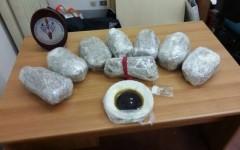 La Squadra Mobile di Firenze ha sequestrato 8 chili di marijuana