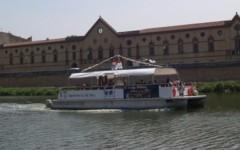 Pisa, da lunedì gite in battello sul canale dei Navicelli
