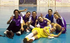 Calcio a 5 donne, goleada dell'Isolotto Firenze: 9-0