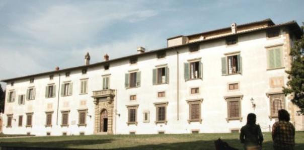 L'Accademia della Crusca a Firenze