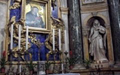 La Cappella della Madonna del Voto nel Duomo di Siena