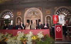 Cittadini di Lampedusa premiati a Firenze