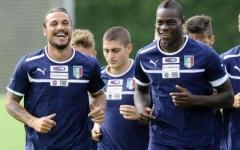 Nazionale, contro la Germania Osvaldo-Balotelli