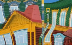 Le case decorate di Gabriele Casarosa