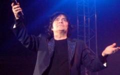 Renato Zero il 15 febbraio 2014