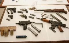 Sequestro di armi in Toscana