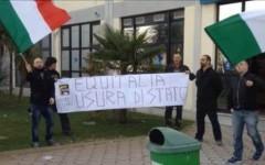 La Destra, blitz contro Equitalia a Pisa
