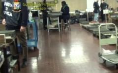 Calenzano, controlli della Gdf in ditte cinesi