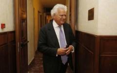 Denis Verdini, esponente di Forza Italia