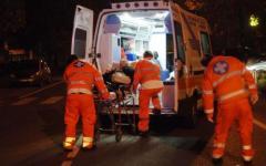 Firenze, incidente stradale al piazzale Michelangelo: un ferito in codice rosso