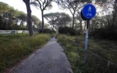 Il luogo dove è stato trovato morto il 34enne