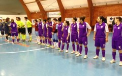 Isolotto Firenze calcio a 5 donne