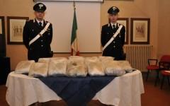 Firenze: scoperto con 36 kg di marijuana, arrestato