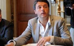Matteo Renzi a pochi giorni dal voto per le primarie Pd