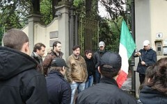 Militanti di Casaggì Firenze