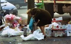 Le persone a rischio povertà in Italia sono quasi il 30%