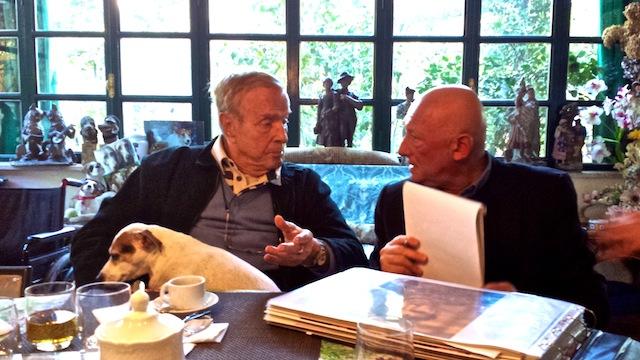Intervista a Franco Zeffirelli