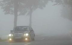 Traffico invernale, nebbia in agguato