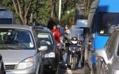 Firenze, tramvia: primo maxi ingorgo nel viale Morgagni