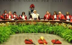 L'inaugurazione dell'anno giudiziario 2014 a Firenze