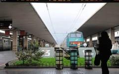 La stazione di Santa Maria Novella a Firenze