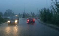 Pioggia torrenziale: codice giallo su tutta la Toscana. Fino alla mezzanotte del 27 aprile