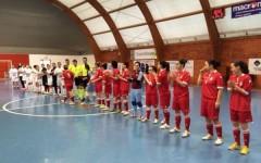 L'Isolotto Firenze nella partita disputata oggi contro il Tratalias